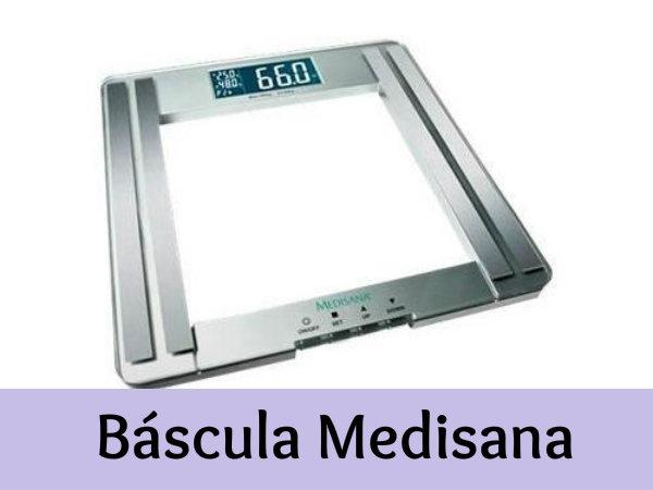 889fbfe26eeb9a Báscula Medisana - Mantén el control de vuestra salud - 2básculas