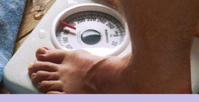 Báscula para grasa corporal