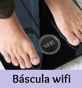 Báscula wifi