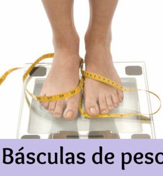 Básculas de peso