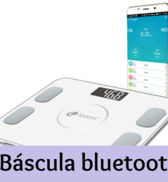 Bascula bluetooth